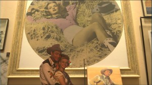 Photos of Roy Rogers and Dale Evans from the Rogers-Barnett collection. Photo by Sheldon Demke, St. George News
