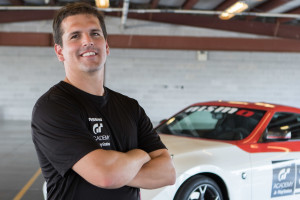 Tyler Utley, a 2015 GT Academy U.S. finalist, location and date unspecified   Photo courtesy of Nissan North America, St. George News