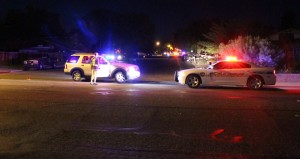 St. George Police responded to a potential domestic disturbance following reports of possible gunfire in the area of 600 South and 500 East that ultimately resolved without any confrontation or injury. An investigation into the incident is currently underway, St. George, Utah, Aug. 29, 2015   Photo by Mori Kessler, St. George News