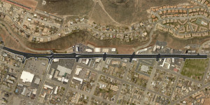 UDOT's new design for north Bluff Street, including the St. George Boulevard intersection | Image courtesy of Utah Department of Transportation, St. George News