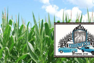 Cornfest logo   Courtesy of enterprisecornfest.wix.com, St. George News