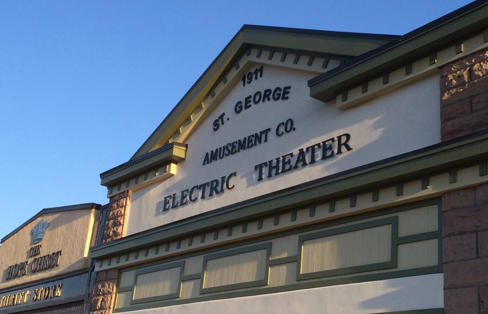 Electric Theater Center, St. George, Utah, Aug. 28, 2015   Photo by Mori Kessler, St. George News