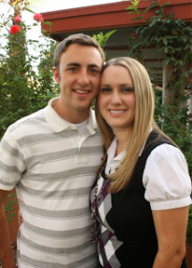 Jeremy and Mariah Smith, location and date not specified | Photo Courtesy of Pound the Pavement for Parenthood, St. George News