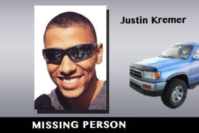 Justin Kremer of Tempe, Arizona, went missing in the area of the South Rim of Grand Canyon National Park July 31. He drives a 1998 Azure Blue, Toyota 4Runner, Arizona License BLW3929. CONTACT National Park Service Tip Line 888-653-0009.   Photos courtesy of the National Park Service, St. George News