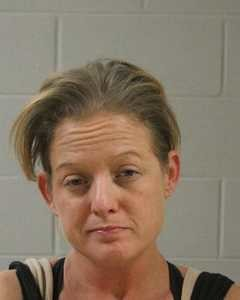 Antonia Michelle Leavitt, of St. George, Utah, booking photo posted Aug. 2, 2015 | Photo courtesy of the Washington County Sheriff's Office, St. George News