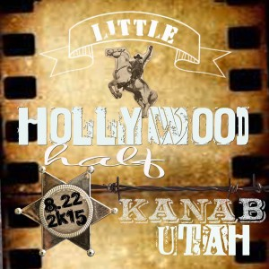 Flyer for Kanab's Little Hollywood Half Marathon | Flyer courtesy of Little Hollywood Half Marathon, St. George News