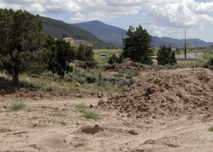 Windmill Plaza LLC subdivision site on the south end of Cedar City, Cedar Knolls area, Cedar City, Utah, July 21, 2015 | Photo taken by Carin Miller, St. George News