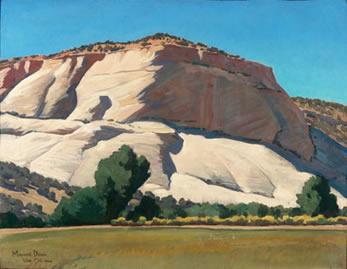 Maynard Dixon painting | Image courtesy of the Thunderbird Foundation, St. George News