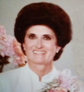 Milliner, Mary Obit