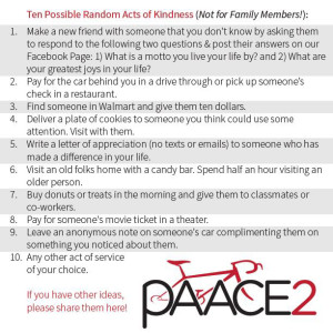 The back of the PAACE cards give service ideas, 2015 | Photo courtesy of Jody Rich, St. George News