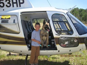 Police K-9 Pajko served with the Cedar City Police Department alongside his handler, Officer Jason Thomas, for more than two years before his passing, location and date unspecified | Photo courtesy of The Friends of Iron County Police K9 , St. George News