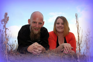 Shane and Tiffany Hilliard, location and date not specified | Photo Courtesy of Pound the Pavement for Parenthood, St. George News