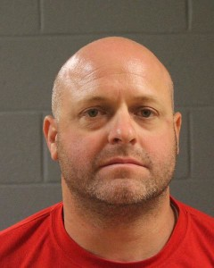 Jeremy Keith Stover, of St. George, Utah, booking photo posted Aug. 20, 2015 | Photo courtesy of the Washington County Sheriff's Office, St. George News