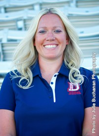 Coach Kasey Bingham