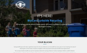 The BluCan.org webiste | Image courtesy of BluCan.org, St. George News