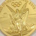 Matt Grevers' Olympic Gold Medal, Washington, Utah, Aug. 29, 2015 | Photo by Jordan Abel, St. George News