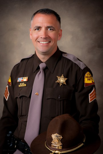UHP Sgt. Paul Kotter | Photo courtesy of Fox 13 News, St. George News
