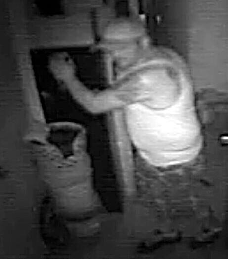 Male suspect wanted for questioning by police, St. George, Utah, Aug. 12, 2015 | Photo courtesy of the St. George Police Department, St. George News
