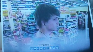 One of two male suspects wanted for questioning by police in a retail theft case | Photo courtesy of the St. George Police Department, St. George News | Click on image to enlarge