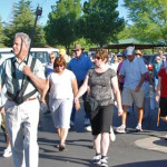Walkers of all ages are invited to take part in the fall series of mayor's walks set to begin this Saturday, Photo courtesy Healthy Dixie Council, St. George News
