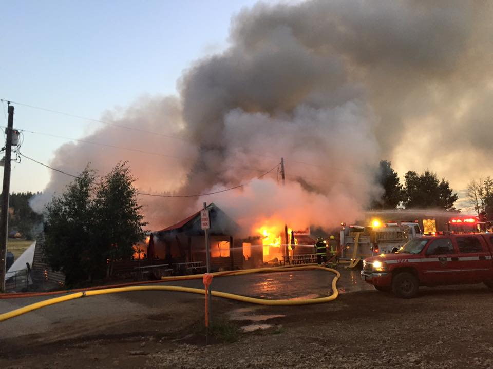 Duck Creek Village Utah >> Family Owned Pizzeria 2 Other Buildings Destroyed In Duck Creek