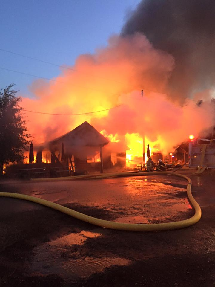 Duck Creek Village Utah >> Family-owned pizzeria, 2 other buildings destroyed in Duck Creek Village fire | St George News