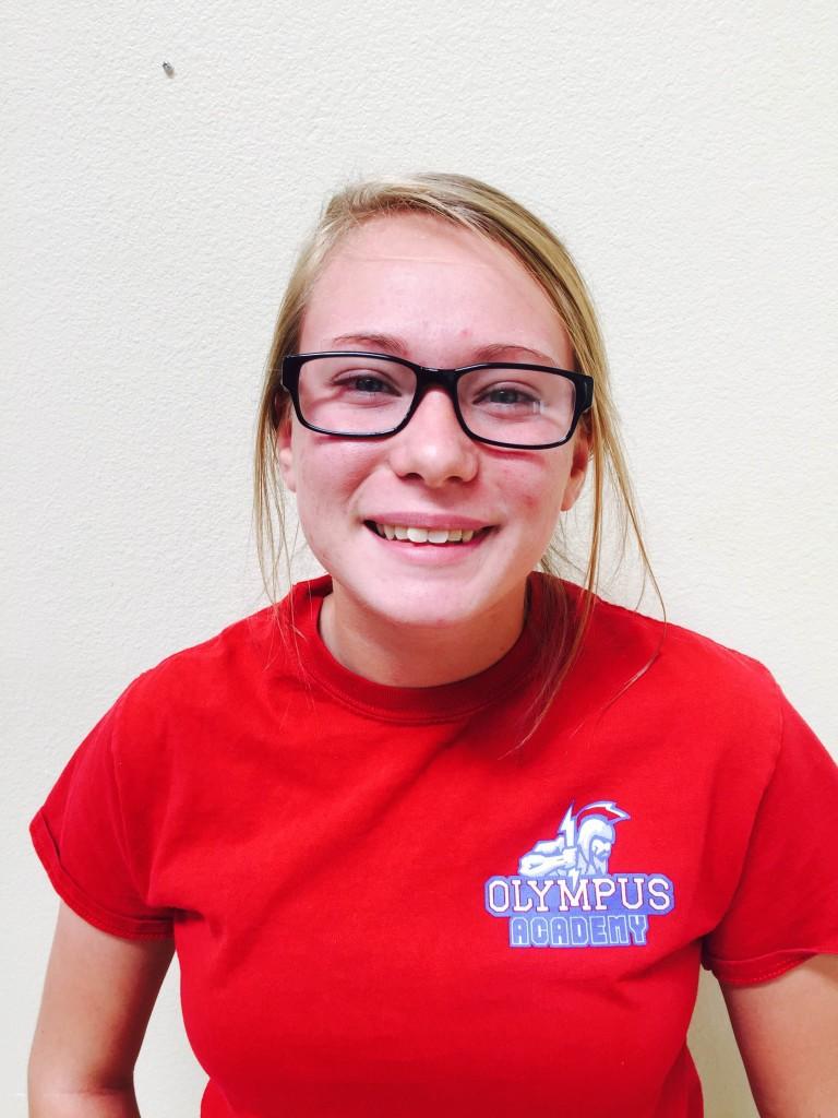 Charleene Cleary, 15, missing from Hurricane, Utah, Sept. 13, 2015   Photo courtesy of Washington County Sheriff's Office