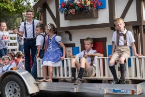 Swiss Days parade, Santa Clara, Utah, Sept. 26, 2015 | Photo by Dave Amodt, St. George News