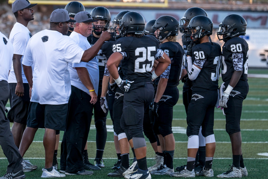 Pine View vs. Manti, St. George, Utah, Sept. 4, 2015 | Photo by Dave Amodt, St. George News