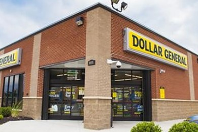 Exterior of a Dollar General store, date and location not specified | Photo courtesy of Dollar General, St. George News