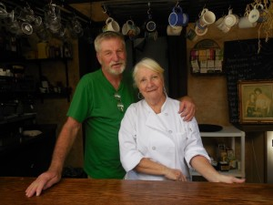 Wayne and Patricia Johnson restored the historic Granary in Santa Clara and now operate it as a French restaurant. They are in the process of getting what is believed to be the city's first restaurant liquor license, Santa Clara, Utah, Sept. 18, 2015 | Photo by Julie Applegate, St. George News