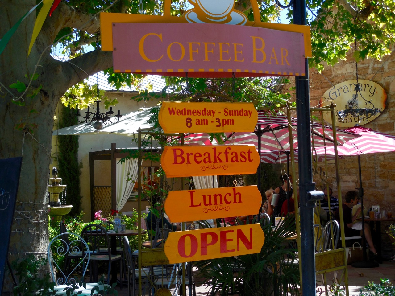 A glass of wine with dinner; Santa Clara café granted state license ...