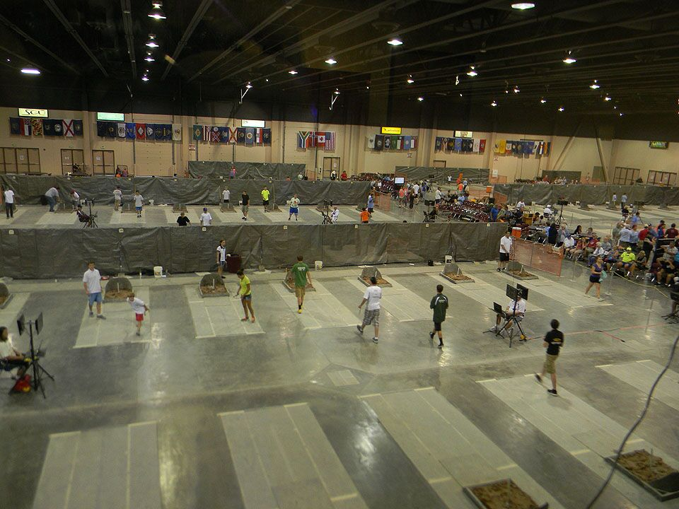 Competitors at the 2013 Horseshoe World Tournament | Photo courtesy of St. George Tourism Office, St. George News