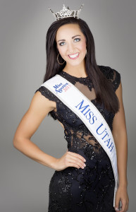 Dixie State University senior Krissia Beatty is competing in the Miss America pageant, Salt Lake City, Utah, June 20, 2015 | Photo courtesy of Miss Utah, St. George News