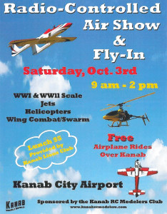 Event flyer | Photo courtesy of the City of Kanab, St. George News