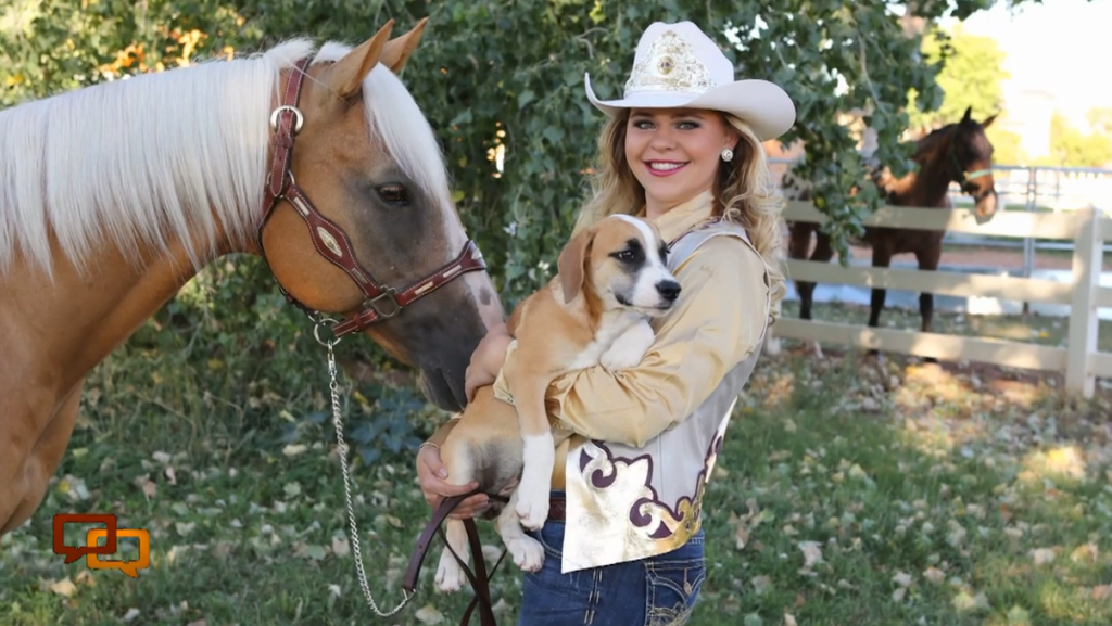 Dixie Roundup Queen Sarah Kemp, St. George, Utah, date not specified | Photo courtesy of Sarah Kemp, St. George News