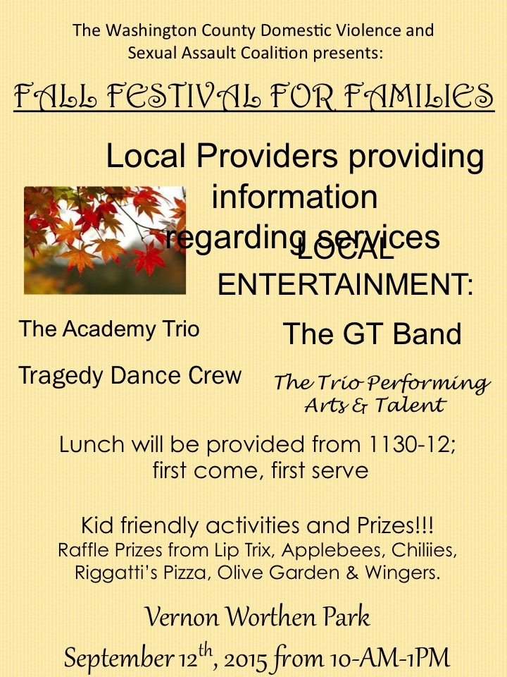 Event flyer | Photo courtesy of Sherrie Gerry, St. George News