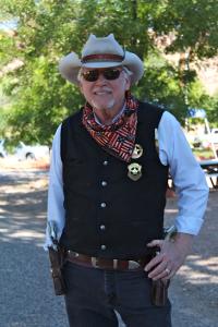 Wild West Days, Leeds, Utah, Circa Sept. 5, 2014 | Photo courtesy of Mayor Wayne Peterson, St. George News