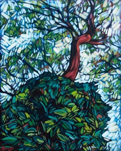 Painting by Carol Bold | Image courtesy Arts to Zion/Arts and Studio Tour, St. George News