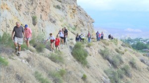 Hikers explore the Canal Trail, Hurricane, Utah, Sept. 5, 2015   Photo by Sheldon Demke, St. George News