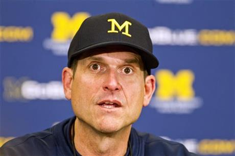 JIm harbaugh (AP)