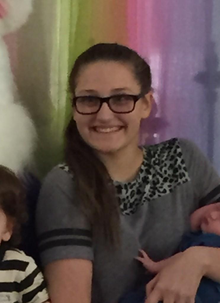 Caroline Taylor, 15, missing from Hurricane, Utah, Sept. 13, 2015   Photo courtesy of Kristi Taylor, St. George News
