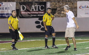 Pine View vs. Snow Canyon, Soccer, St. George, Utah, Sept. 24, 2015, | Photo by Kevin Luthy, St. George News