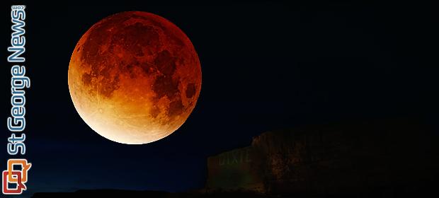 super blood moon january 2019 utah - photo #2