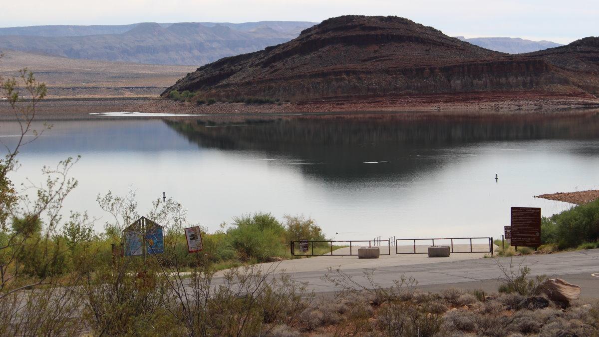 Quail Creek Reservoir, Hurricane, Utah, Sept. 21, 2015 | Photo by Mori Kessler, St. George News