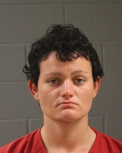 Sarah Strem, of St. George, bookings photo, September 2015   Photo courtesy of the Washington County Sheriff's Office, St. George News