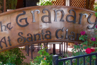 The Granary, a French restaurant in Santa Clara, is in the process of getting what is believed to be the city's first restaurant liquor license, Santa Clara, Utah, Sept. 18, 2015 | Photo by Julie Applegate, St. George News