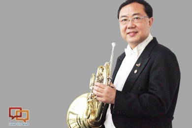 Tang Bing will perform a French horn concerto at the October OSU concert. Location and date unspecified | Photo courtesy of Emily Hepworth, St. George News
