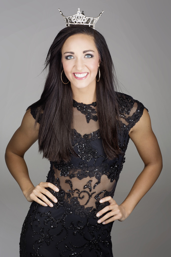 Miss Utah, Krissia Beatty, will cut the ribbon to open the LiVe Well Health Fair, location and date unspecified | Photo courtesy of Terri Draper, St. George News