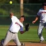 Huntsman Senior Games, Softball, St. George, Utah, Oct. 8, 2015,   Photo by Robert Hoppie, ASPpix.com, St. George News